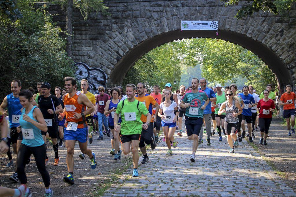 Teamwork Sport + Events e.V. - Rehbergelauf