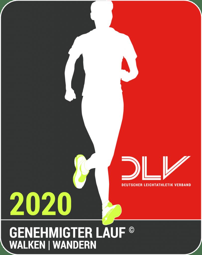 DLV Genehmigte Laufveranstaltung 2020