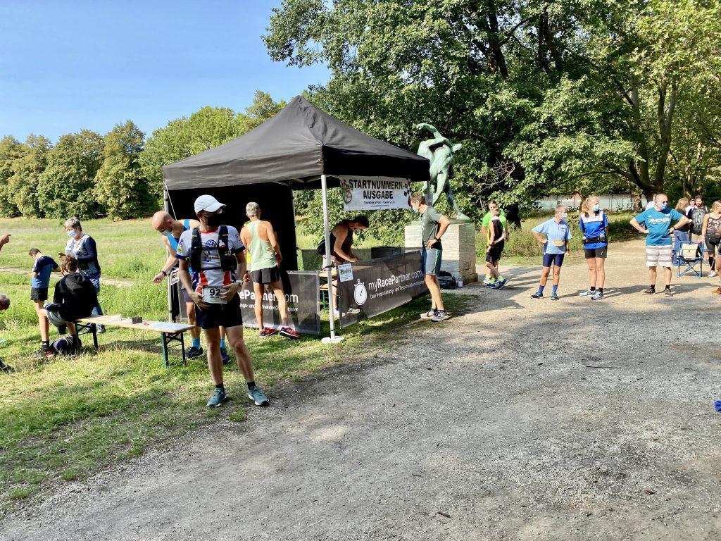 Teamwork Sport + Events - Rehbergelauf - Startnummern