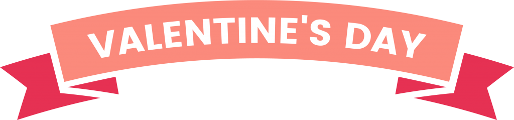 Valentines Day-Banderole